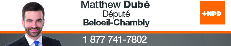 Matthew Dubé