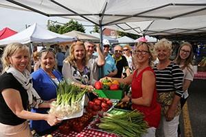 Le marché public de Sainte-Julie de retour dès le 14 juin