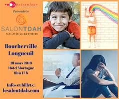 Salon TDAH Boucherville-Longueuil