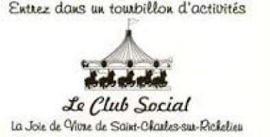 CLUB SOCIAL LA JOIE DE VIVRE DE ST-CHARLES-SUR-RICHELIEU Activités du mois Décembre 2017