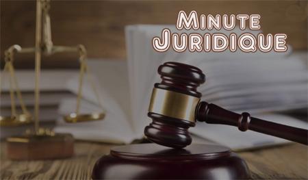 La minute juridique